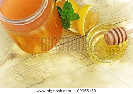 Honey as a healthy and healing food