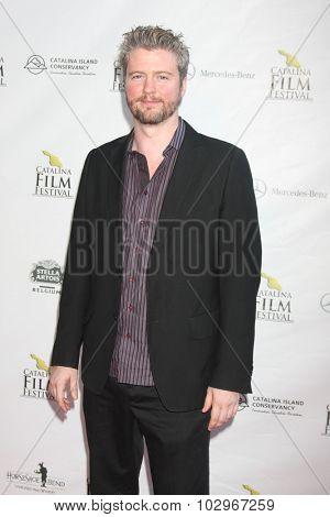 LOS ANGELES - SEP 25:  David Phillips at the Catalina Film Festival Friday Evening Gala at the Avalon Theater on September 25, 2015 in Avalon, CA