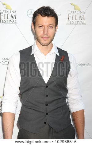 LOS ANGELES - SEP 25:  Dove Meir at the Catalina Film Festival Friday Evening Gala at the Avalon Theater on September 25, 2015 in Avalon, CA