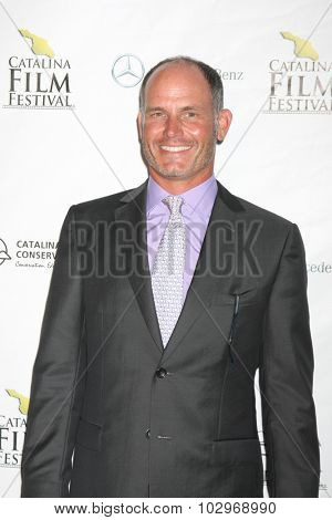 LOS ANGELES - SEP 25:  James Miller at the Catalina Film Festival Friday Evening Gala at the Avalon Theater on September 25, 2015 in Avalon, CA