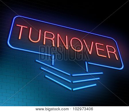 Turnover Concept.