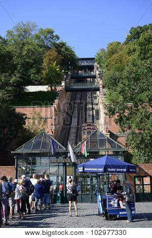 Budapest City Cableway