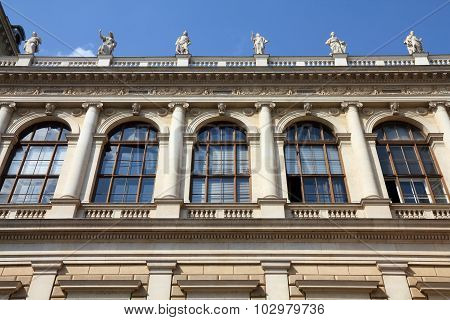 University Of Vienna, Austria