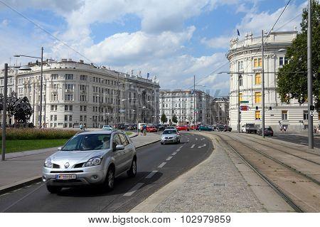 Vienna Traffic