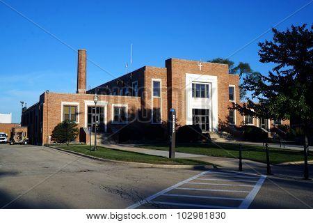 Lewis Memorial Hall