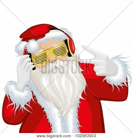 Swaggy Santa