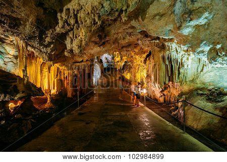 Cuevas de Nerja  - Caves of Nerja in Spain