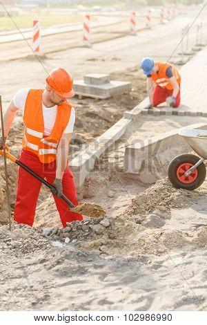 Building A Pavement