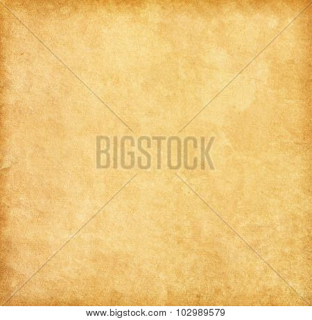 Beige paper background. Grungy old paper