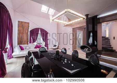 Spacious And Expensive Space