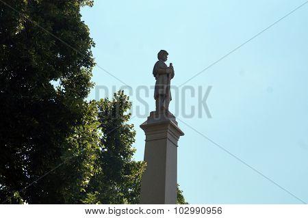 Union Soldier - 1889