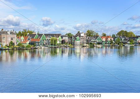 Zaanse Schans. Amazing Dutch village.