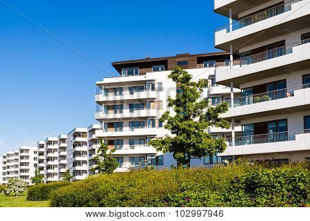 Contemporary Condominium Building