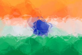 picture of indian flag  - Indian flag  - JPG