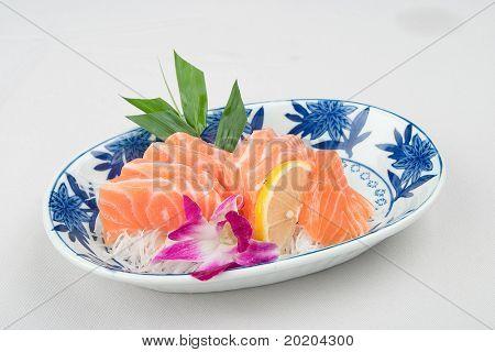Asian food series:japanese food - seafood and radish