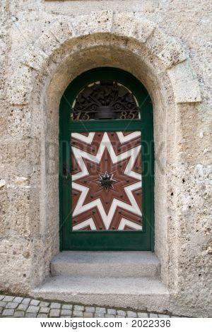 Antique Door (Salzburg, Austria)
