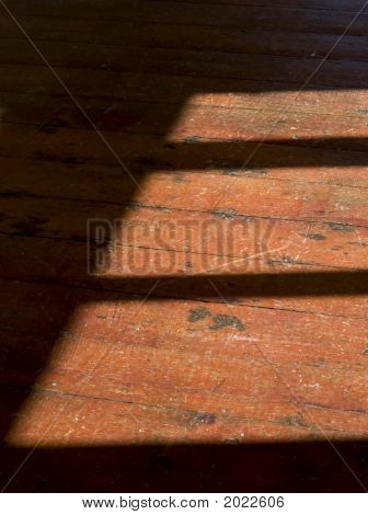 Old Wood Floor, Shadows