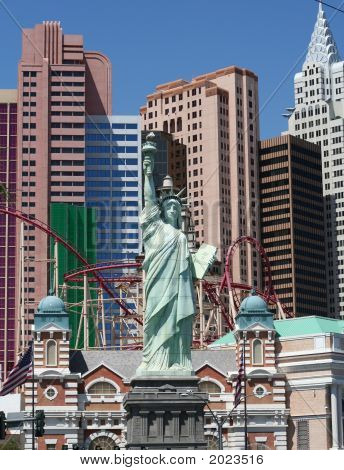 New York, New York Hotel & Casino In Las Vegas