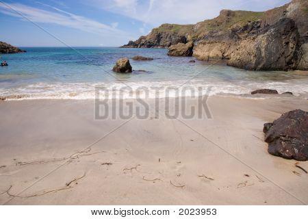 Kynance Cove Beach