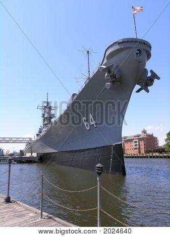 Battleship - U.S.S. Wisconsin