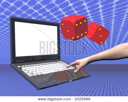 Online Gambling Laptop