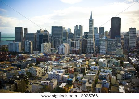 San Franciso Cityscape