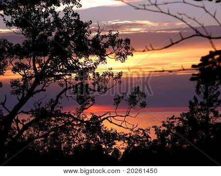 Upper Michigan Sunset