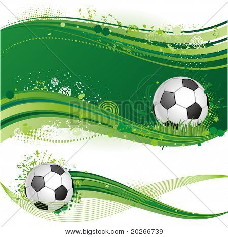 football sport design element