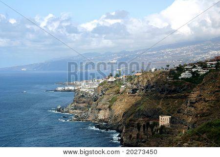 Canary Islands. Atlantic Ocean