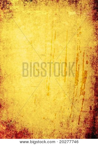 Old vintage grunge and rusty texture