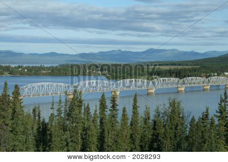 Teslin River Bridge