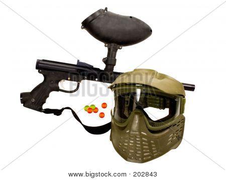 Paintball Gun  Recreation