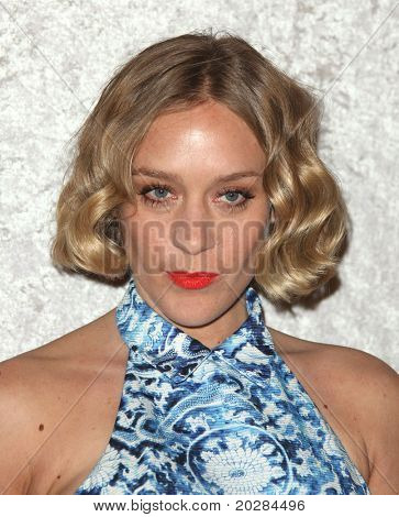 LOS ANGELES - JAN 12:  Chloe Sevigny arrives to Season 5 premiere of