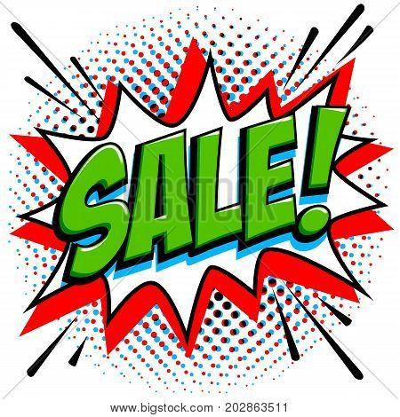 Comics style sale