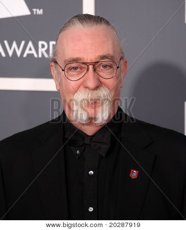 LOS ANGELES - FEB 13: Jeff Baxter arrives at the 2011 Grammy Awards on February 13, 2011 in Los Angeles, CA