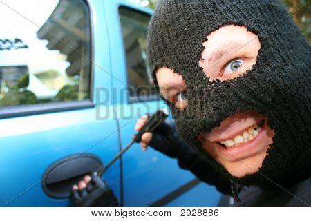 Big Bad Burglar