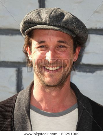 LOS ANGELES - DEC 11:  Noah Wyle arrives to the 'Yogi Bear' Los Angeles Premiere  on December 11, 2010 in Westwood, CA