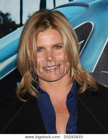 LOS ANGELES - MAR 22:  Mariel Hemingway arrives to 'His Way' Los Angeles Premiere  on March 23,2011 in Hollywood, CA