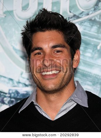 """LOS ANGELES - MAR 23:  Mike Catherwood arrives to the """"Sucker Punch"""" World Premiere  on March 23,2011 in Hollywood, CA"""