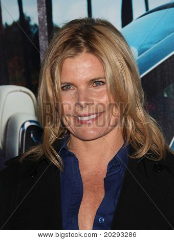 LOS ANGELES - MAR 22: Mariel Hemingway arrives to 'His Way' Los Angeles Premiere  on March 23, 2011 in Hollywood, CA