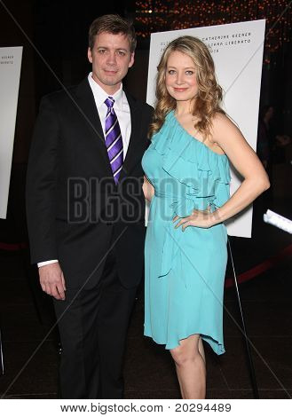 "LOS ANGELES - MAR 21:  Chris Henry Coffey & Wife arrives to the ""Trust"" Los Angeles Premiere  on March 21, 2011 in West Hollywood, CA"