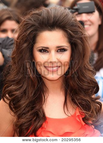 LOS ANGELES - MAY 08:  Cheryl Cole arrives to the