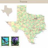Usa States Series: Texas