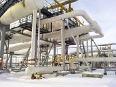 The End Phase Divider Is Tubular. Equipment For Separating Water From Oil. Equipment Oil Fields Of W poster