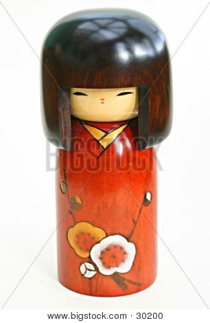 Japanese Doll No.2