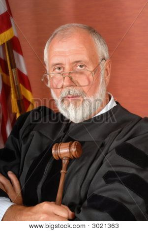 Juez de American Senior