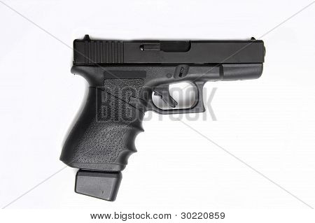 9mm semi automatic pistol
