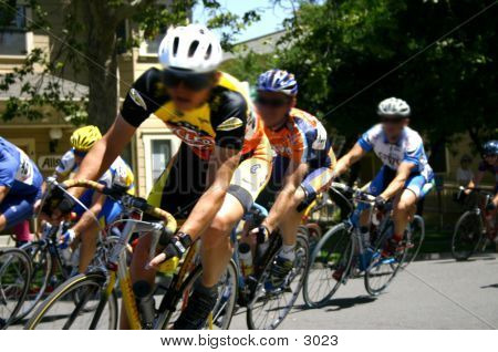 Cycling Racers