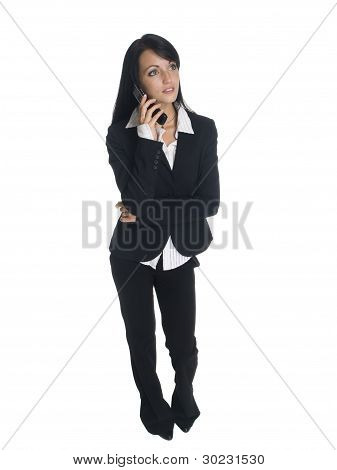 Businesswoman - Phone Call