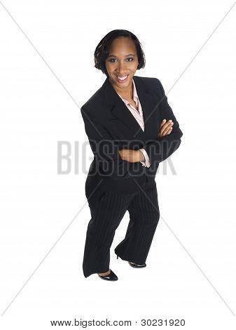 Businesswoman - Happy